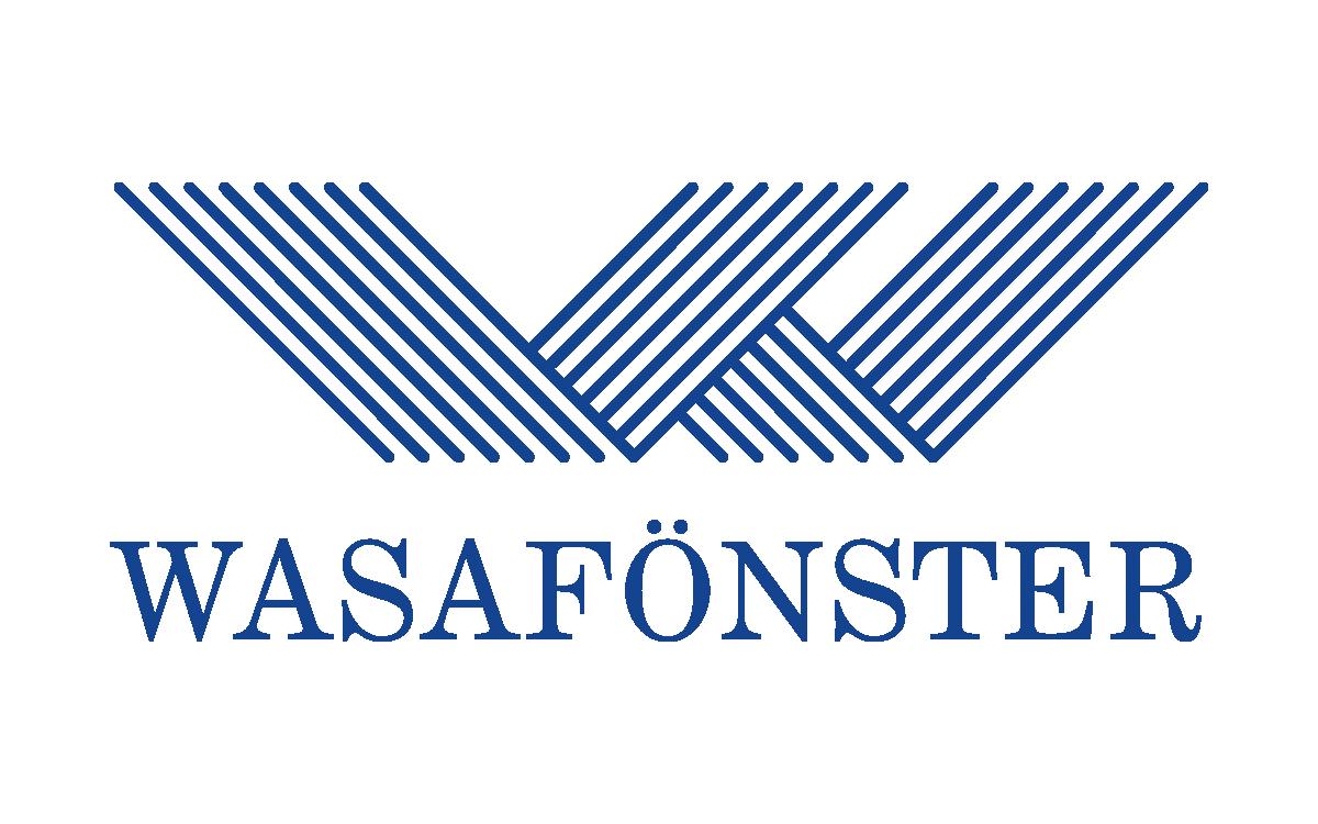 Logotyp Wasa fönster